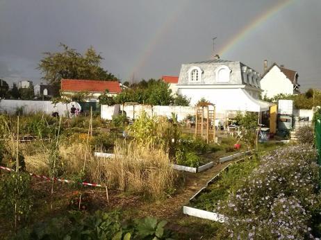 jardin du Ver Galant